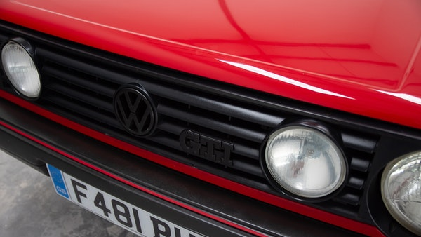 1988 Volkswagen Golf GTI For Sale (picture 98 of 178)