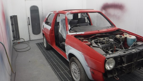 1988 Volkswagen Golf GTI For Sale (picture 162 of 178)