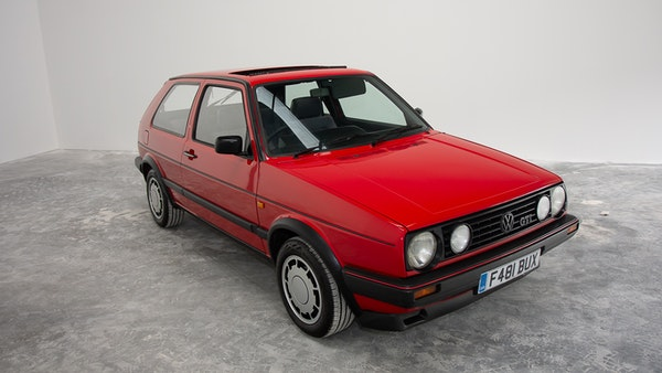 1988 Volkswagen Golf GTI For Sale (picture 10 of 178)