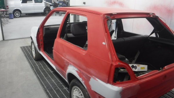 1988 Volkswagen Golf GTI For Sale (picture 165 of 178)
