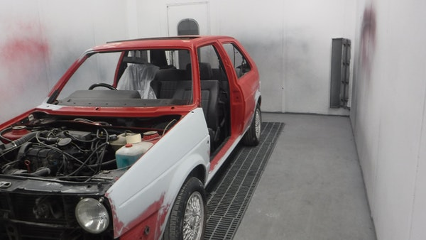 1988 Volkswagen Golf GTI For Sale (picture 173 of 178)