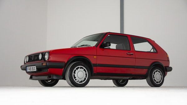 1988 Volkswagen Golf GTI For Sale (picture 13 of 178)