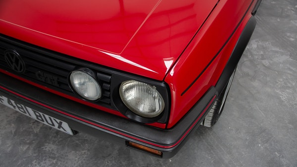 1988 Volkswagen Golf GTI For Sale (picture 99 of 178)