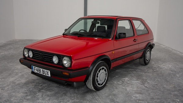 1988 Volkswagen Golf GTI For Sale (picture 1 of 178)
