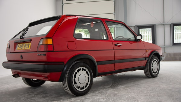 1988 Volkswagen Golf GTI For Sale (picture 19 of 178)
