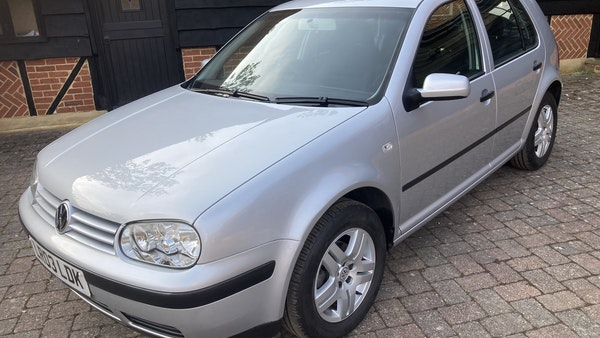2003 Volkswagen Golf 1.6 For Sale (picture 12 of 127)