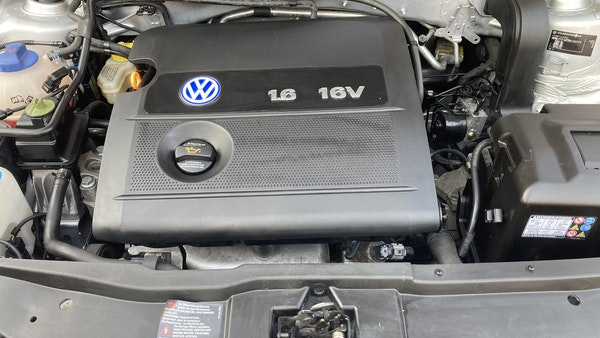 2003 Volkswagen Golf 1.6 For Sale (picture 124 of 127)