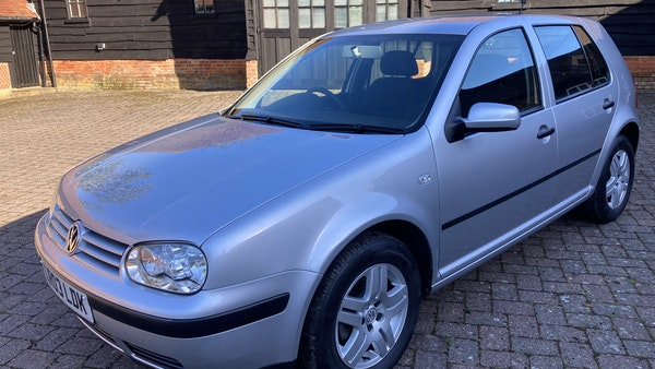 2003 Volkswagen Golf 1.6 For Sale (picture 8 of 127)