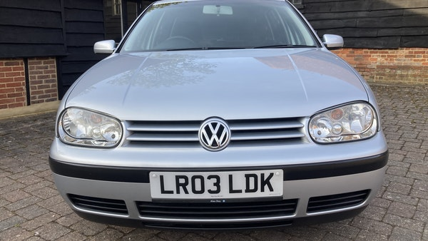 2003 Volkswagen Golf 1.6 For Sale (picture 17 of 127)