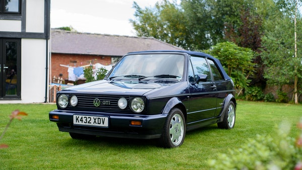 1993 VW Golf GTI Rivage For Sale (picture 12 of 94)