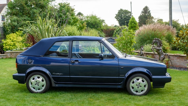 1993 VW Golf GTI Rivage For Sale (picture 15 of 94)