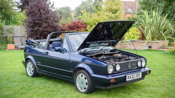 1993 VW Golf GTI Rivage For Sale (picture 69 of 94)