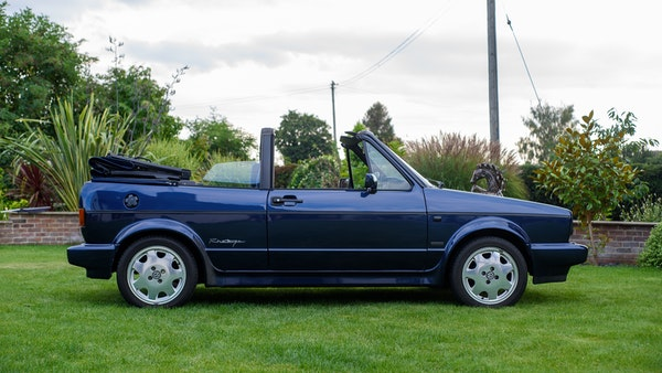 1993 VW Golf GTI Rivage For Sale (picture 6 of 94)