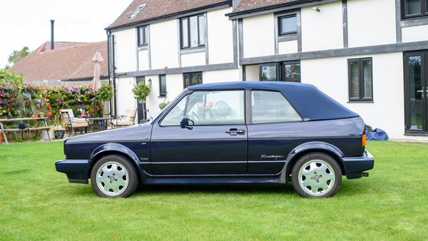 1993 VW Golf GTI Rivage For Sale (picture 22 of 94)