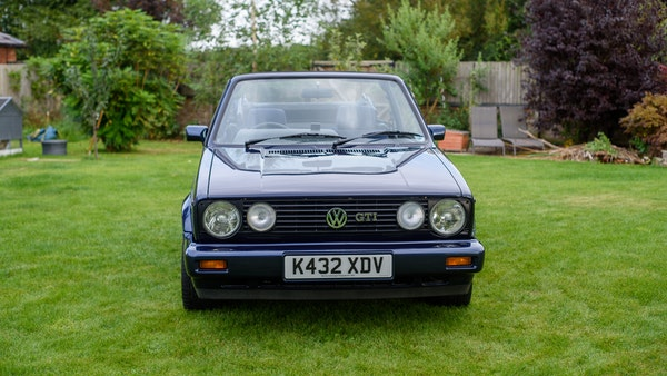 1993 VW Golf GTI Rivage For Sale (picture 7 of 94)
