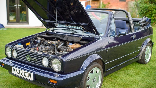 1993 VW Golf GTI Rivage For Sale (picture 71 of 94)