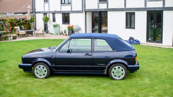1993 VW Golf GTI Rivage For Sale (picture 23 of 94)