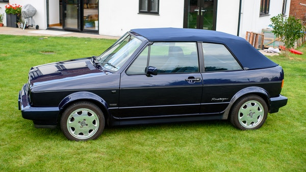 1993 VW Golf GTI Rivage For Sale (picture 26 of 94)