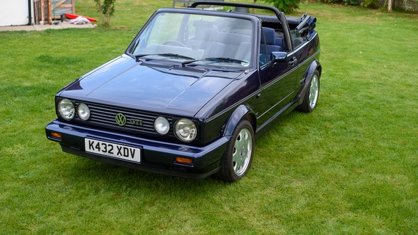 1993 VW Golf GTI Rivage For Sale (picture 4 of 94)