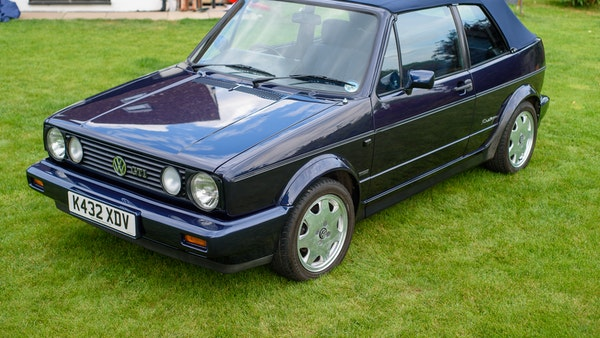 1993 VW Golf GTI Rivage For Sale (picture 25 of 94)