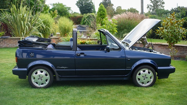 1993 VW Golf GTI Rivage For Sale (picture 68 of 94)