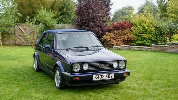 1993 VW Golf GTI Rivage For Sale (picture 14 of 94)