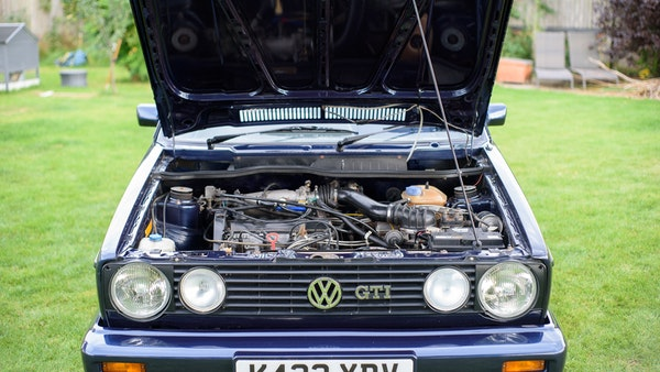 1993 VW Golf GTI Rivage For Sale (picture 70 of 94)