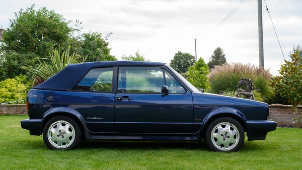 1993 VW Golf GTI Rivage For Sale (picture 16 of 94)