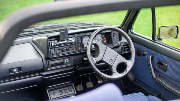 1993 VW Golf GTI Rivage For Sale (picture 51 of 94)