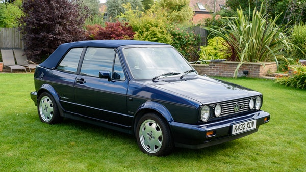 1993 VW Golf GTI Rivage For Sale (picture 11 of 94)