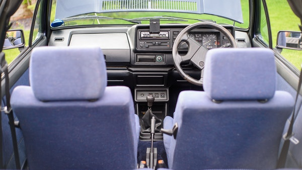 1993 VW Golf GTI Rivage For Sale (picture 39 of 94)