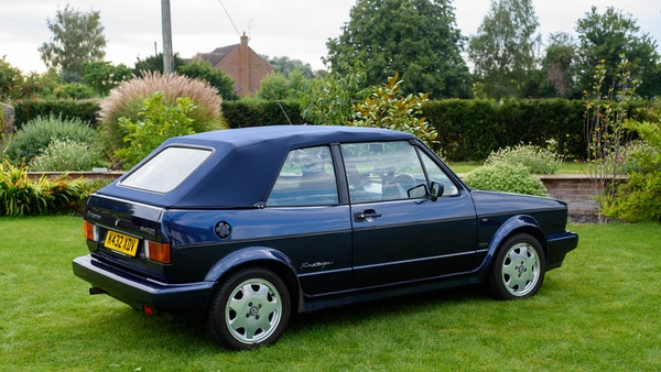 1993 VW Golf GTI Rivage For Sale (picture 17 of 94)