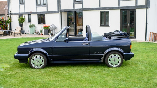 1993 VW Golf GTI Rivage For Sale (picture 9 of 94)