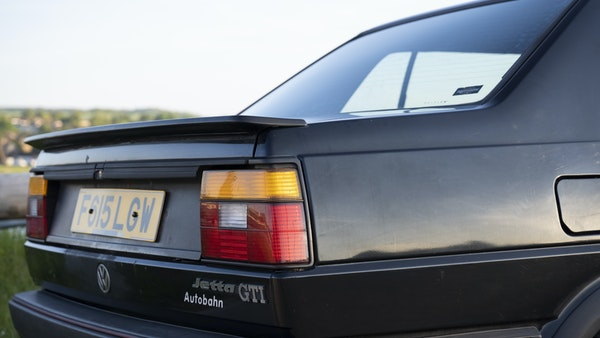 RESERVE LOWERED - 1989 Volkswagen Jetta GTI 8V For Sale (picture 83 of 145)