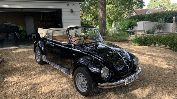 1975 VW Karmann 1303 Beetle Convertible For Sale (picture 3 of 51)