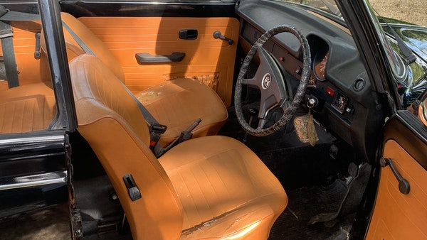 1975 VW Karmann 1303 Beetle Convertible For Sale (picture 31 of 51)