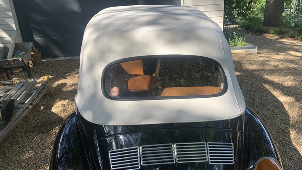 1975 VW Karmann 1303 Beetle Convertible For Sale (picture 40 of 51)