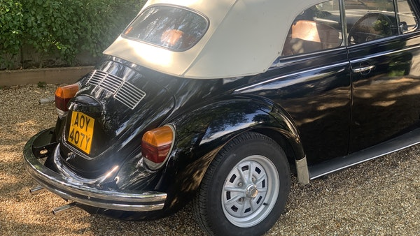 1975 VW Karmann 1303 Beetle Convertible For Sale (picture 28 of 51)