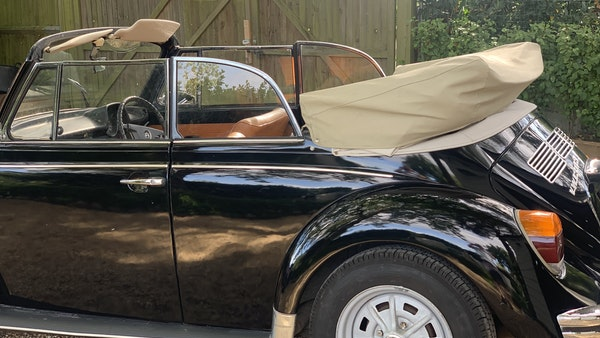 1975 VW Karmann 1303 Beetle Convertible For Sale (picture 18 of 51)