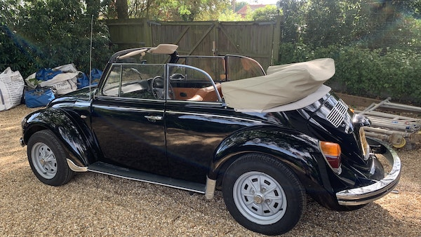 1975 VW Karmann 1303 Beetle Convertible For Sale (picture 19 of 51)