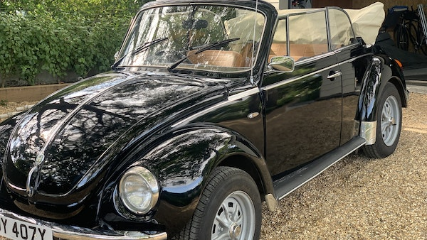 1975 VW Karmann 1303 Beetle Convertible For Sale (picture 6 of 51)