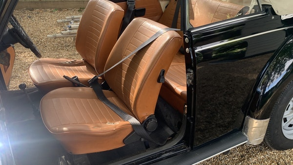 1975 VW Karmann 1303 Beetle Convertible For Sale (picture 30 of 51)