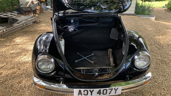 1975 VW Karmann 1303 Beetle Convertible For Sale (picture 45 of 51)