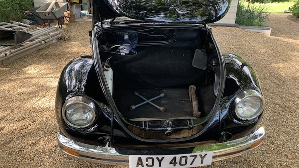1975 VW Karmann 1303 Beetle Convertible For Sale (picture 44 of 51)