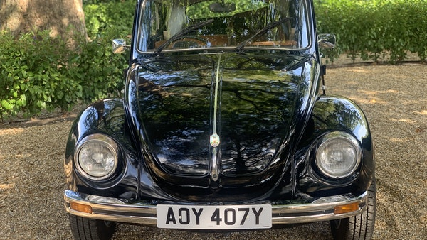 1975 VW Karmann 1303 Beetle Convertible For Sale (picture 11 of 51)