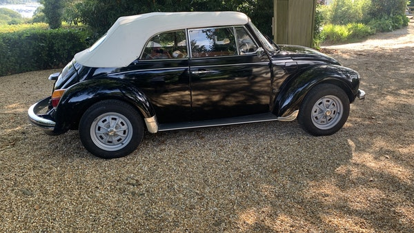 1975 VW Karmann 1303 Beetle Convertible For Sale (picture 8 of 51)