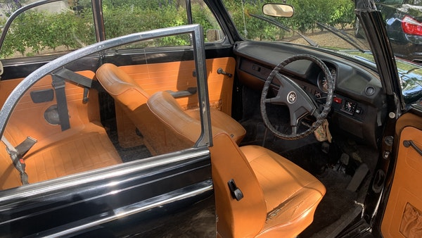 1975 VW Karmann 1303 Beetle Convertible For Sale (picture 33 of 51)