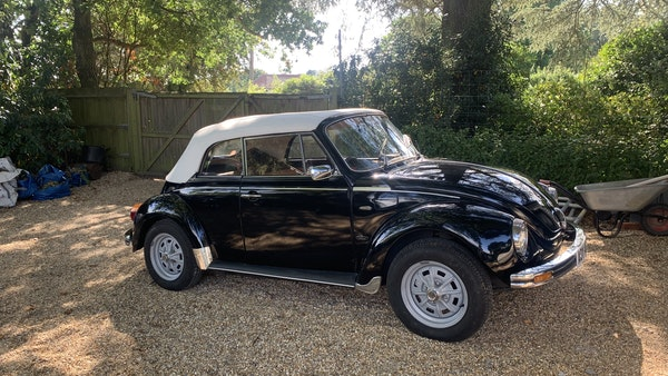 1975 VW Karmann 1303 Beetle Convertible For Sale (picture 12 of 51)