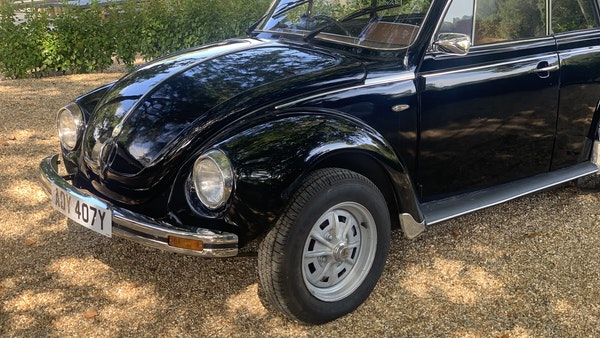 1975 VW Karmann 1303 Beetle Convertible For Sale (picture 38 of 51)