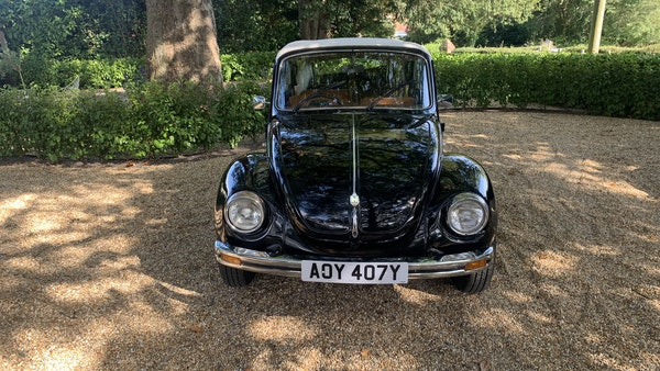 1975 VW Karmann 1303 Beetle Convertible For Sale (picture 7 of 51)
